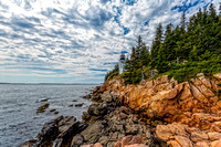 Bass Harbor Head Lighthouse, Acadia Maine